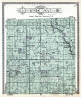 Spring Grove Township, Green County 1918